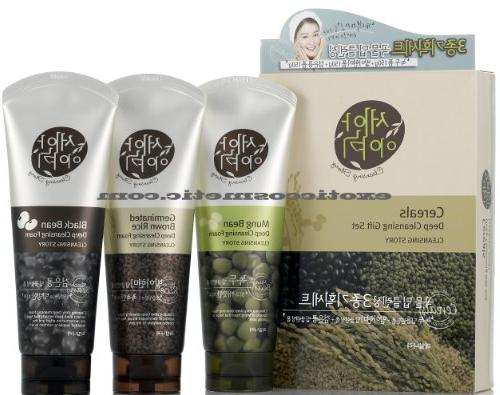 cleansing story facial deep