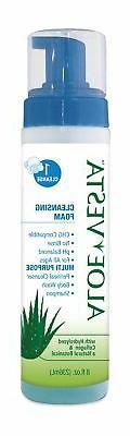 ConvaTec 325208 Aloe Vesta Cleansing Foam 8 oz - Pack of 3