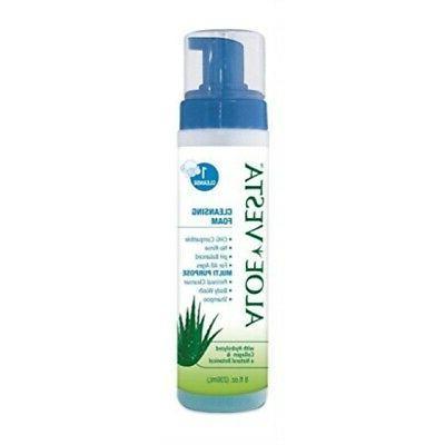 ConvaTec Aloe Vesta Cleansing Foam 8 oz by ConvaTec