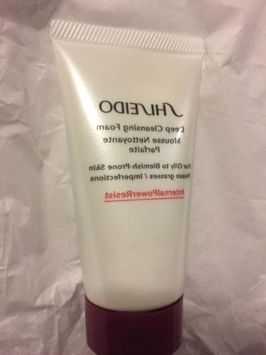 Shiseido Deep Cleansing Foam For Oily Skin 50ml / 1.7oz