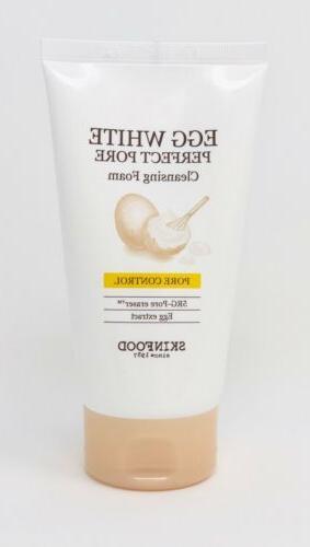 egg white perfect pore cleansing foam 150ml