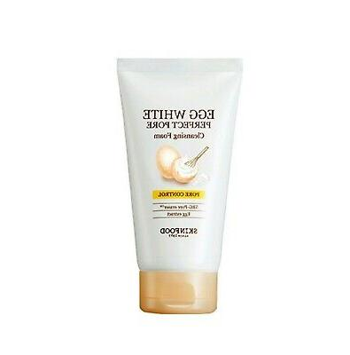 egg white perfect pore cleansing