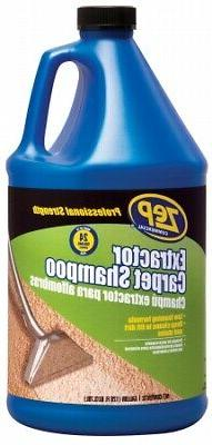 Enforcer ZUCEC128 128 Oz Zep Extractor Carpet Shampoo - Pack