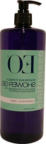 EO Essentials Nourishing Formula Shower Gel Grapefruit + Min