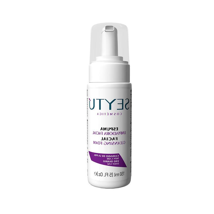 espuma facial limpiadora facial cleansing foam