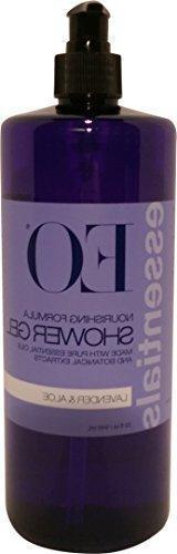 EO Essentials Nourishing Formula Shower Gel Lavender & Aloe