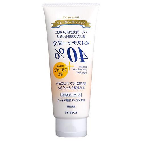 facial cleansing foam 40 percent super uruoi
