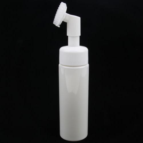 facial cleansing foam pump dispenser bottle