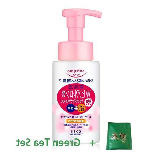 foam cleansing wash hyaluronic acid