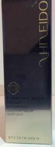Shiseido Future Solution Lx Extra Rich Cleansing Foam NEW/SE