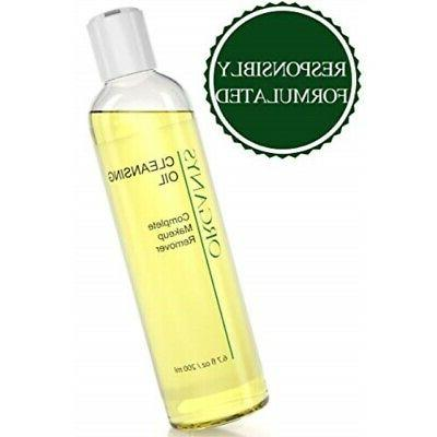 gentle facial cleansing oil remover