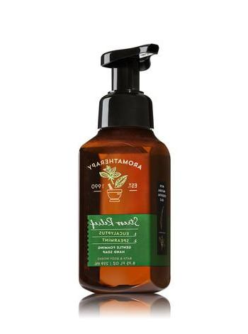 gentle foaming hand soap eucalyptus