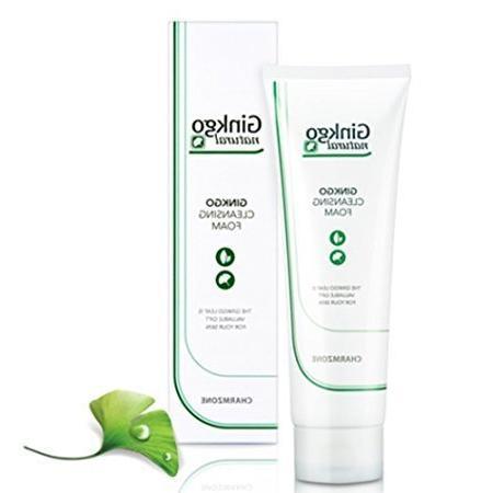 ginkgo foam cleansing