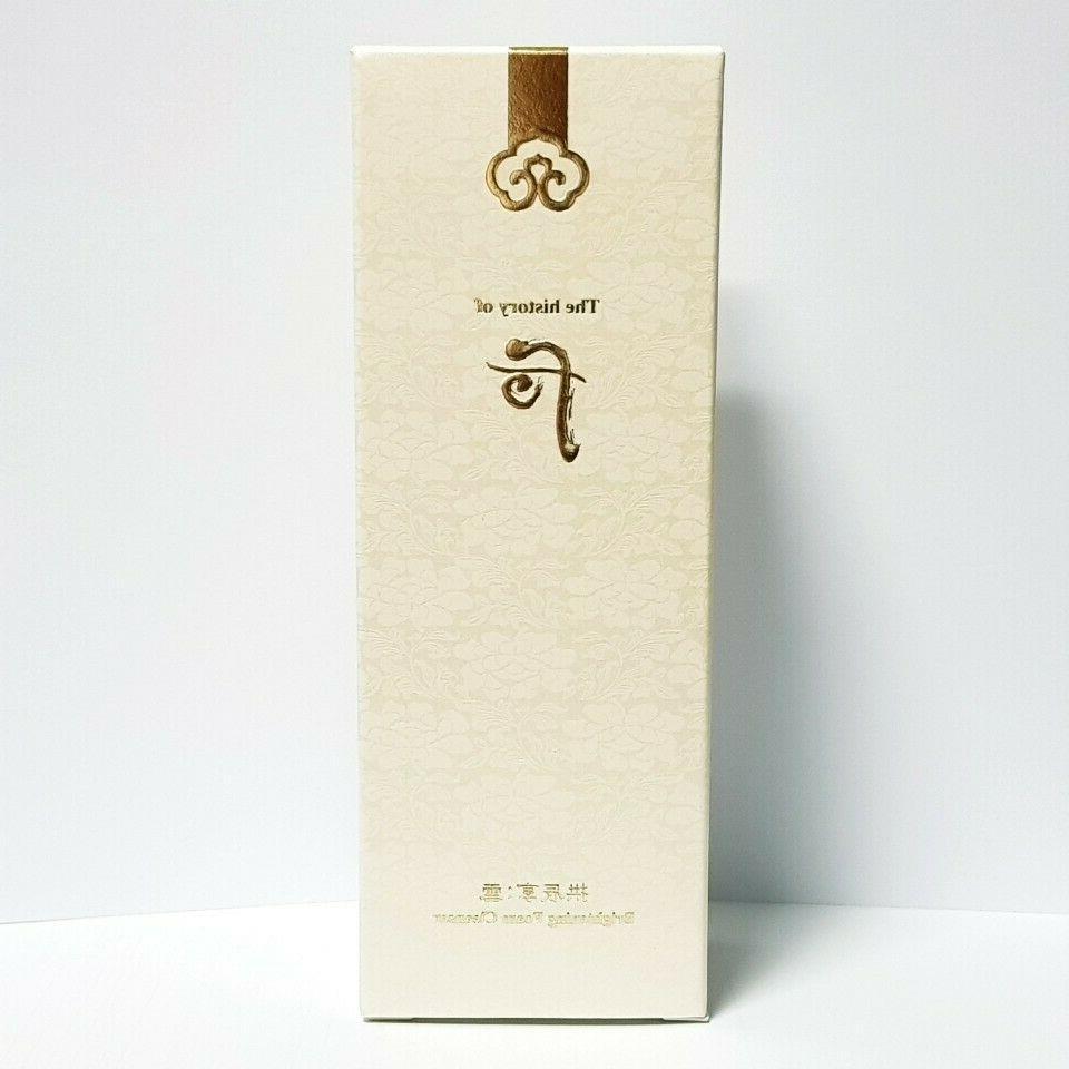 The Gongjinhyang Seol Foam 180ml K-Beauty