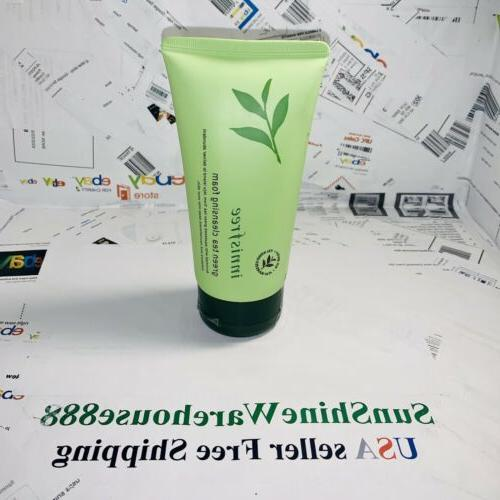 green tea cleansing foam 150ml cleanser usa