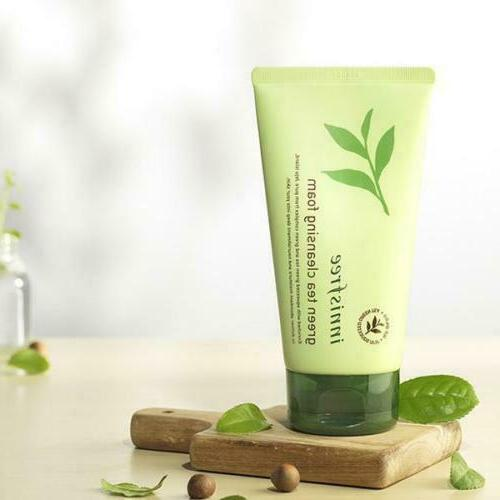 INNISFREE Green Tea, Pure Cleansing Foam 150ml