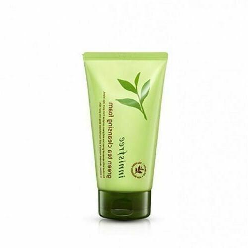 green tea pure cleansing foam 150ml
