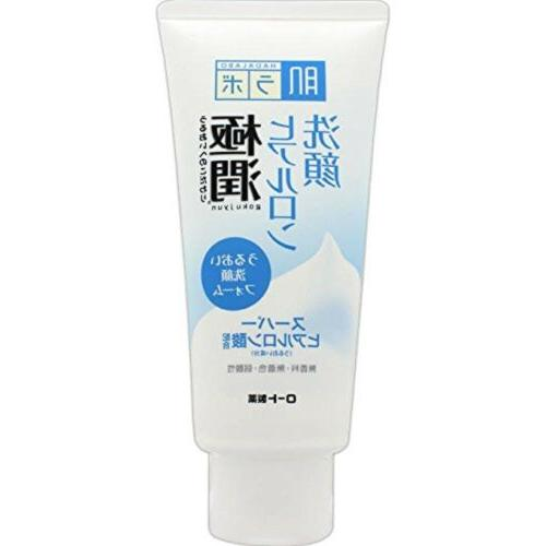 Rohto Gokujyun Cleansing Face Wash 100g