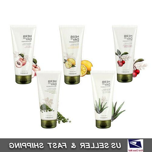 herb day 365 cleansing foam 170ml options