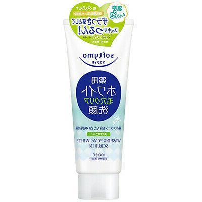 Kose Japan Foam White whitening care