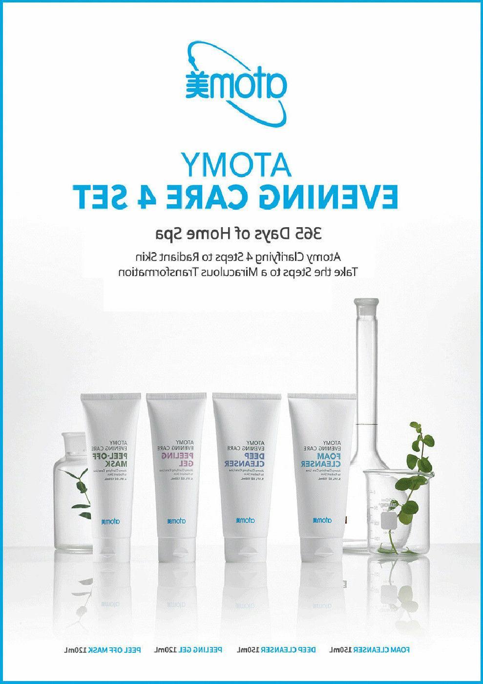 Korea Atomy Care Mask Gel Cleanser Pack