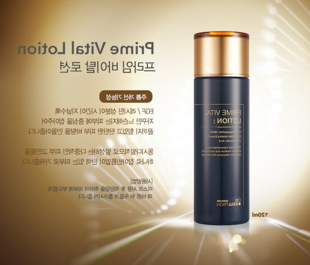 Vatel Mist+Lotion+Foam Anti-aging
