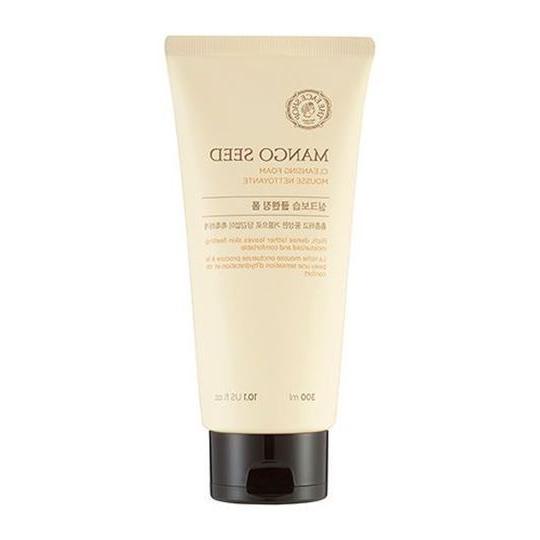 korean mango seed facial cleanser cleansing foam