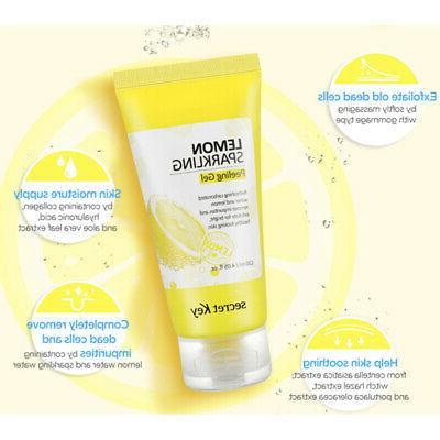 Lemon Sparkling Cleansing Set