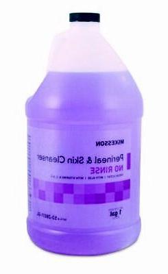 McKesson Liquid Perineal & Skin Cleanser 1 Gallon Jug - 1/EA