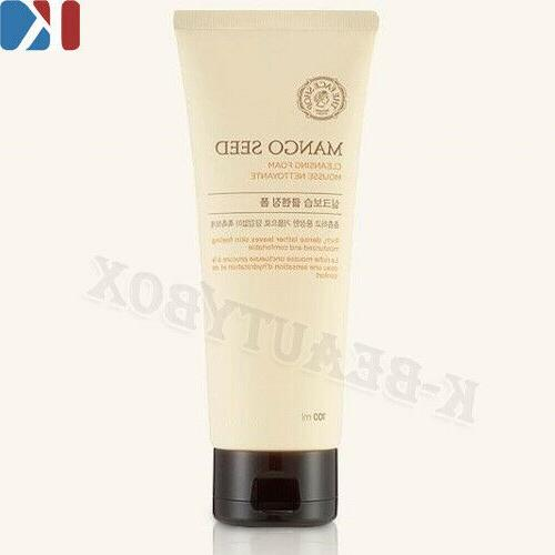 THE Mango Seed Cleansing Moisturizing Foam Cleansing