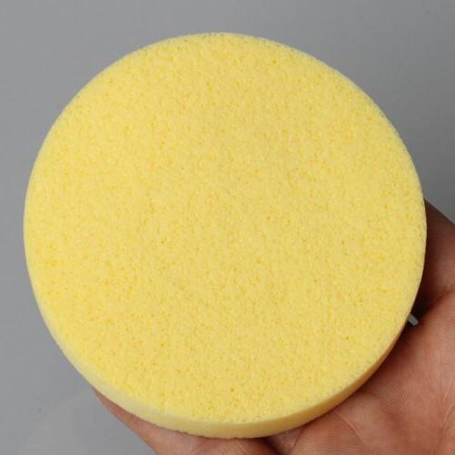 Mat Care Face Stick Sponge Yellow