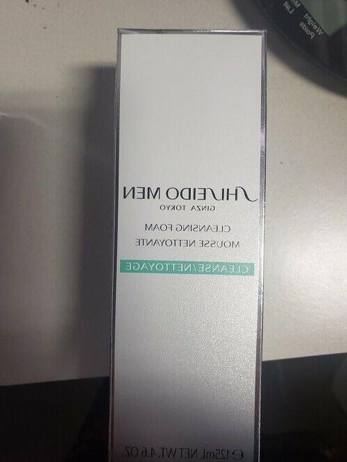 Shiseido Men Cleansing 125 oz New Box