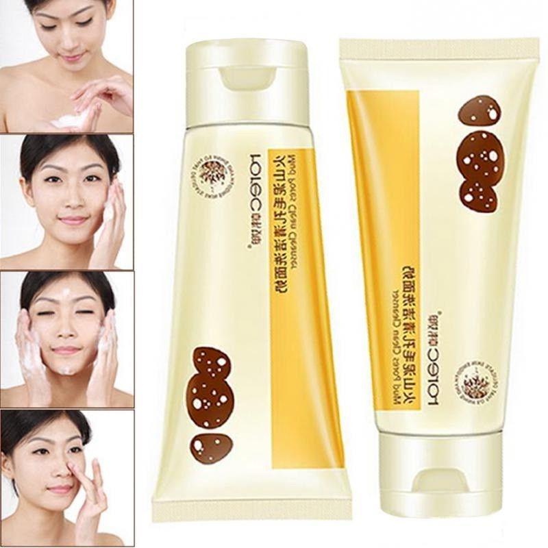 Natural Mud Clean Pore Cleanser Skin Сare Moisturizing