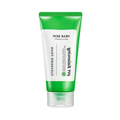 near skin ph balancing cleansing foam us