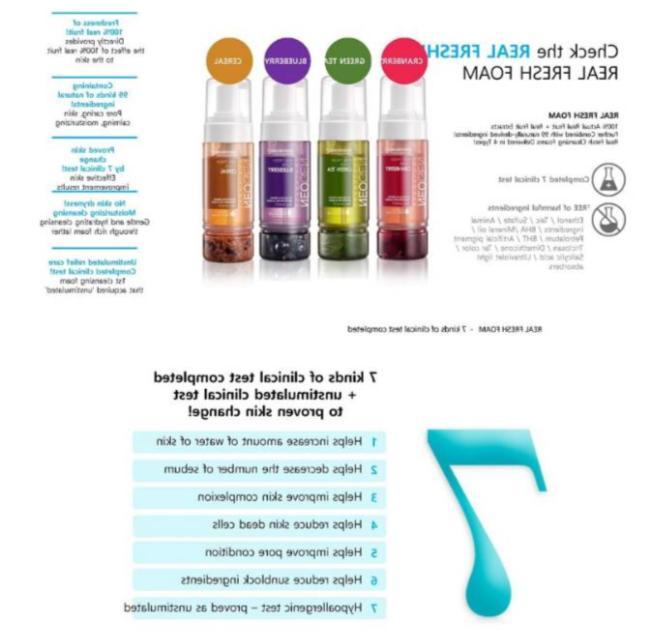 Neogen Real Cleansing Foam / 5.6 oz