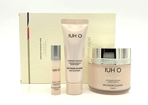 o hui miracle moisture cream 100ml bonus