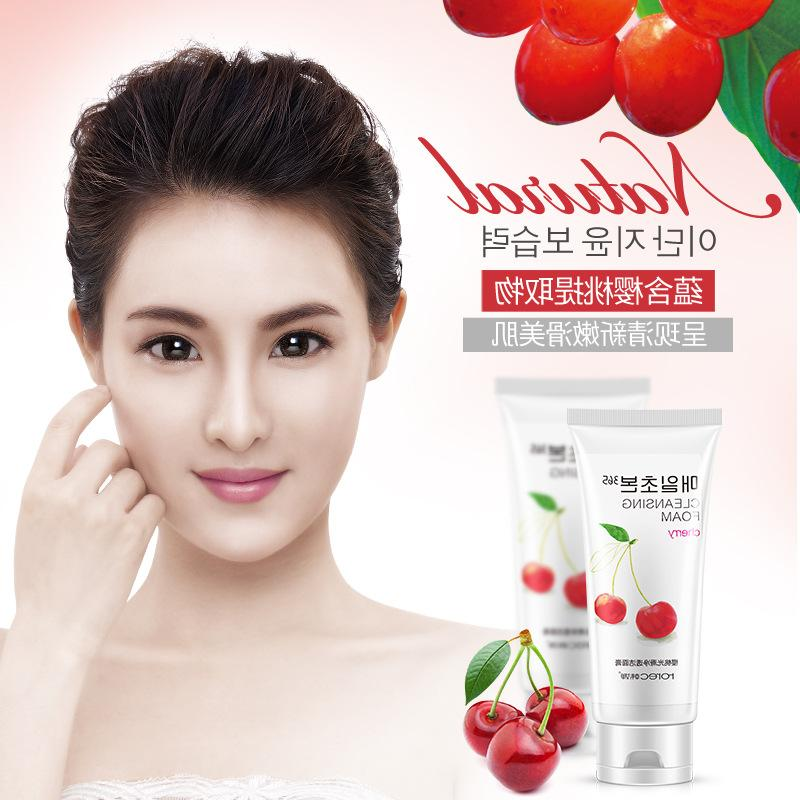 Cherry <font><b>Cleanser</b></font> remove <font><b>cleanser</b></font>