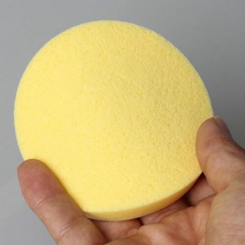 Pad Face Wash Foam Puff