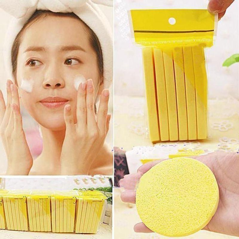 Pad New Compressed Face Foam Yellow