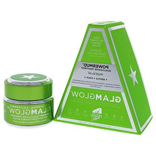 powermud facial mud oil treatment