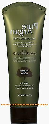 Pure Argan Oil Natural Facial Moisturizing Real Cleansing Fo