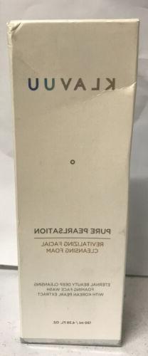 Klavuu Pure Pearlsation Revitalizing Facial Cleansing Foam 4
