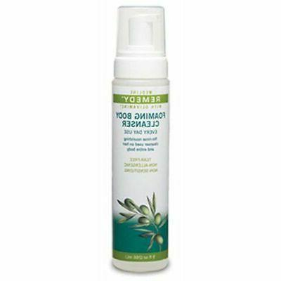 remedy foaming cleanser