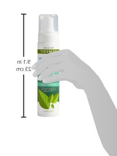 Medline Cleansing Foam, 8 Fluid Ounce