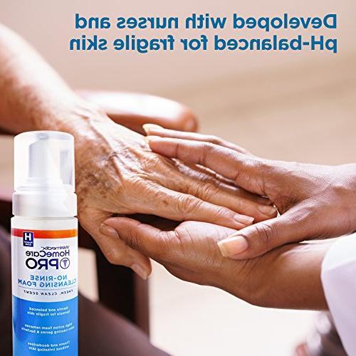 No Rinse Cleansing Welmedix HomeCare PRO - Rinse Shampoo - Moisturize & Nurture Skin