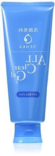 sengan all clear gel makeup remover 160g