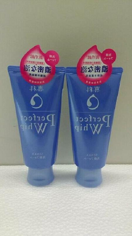 Shiseido Ft Sengansenka Perfect Whip Facial Wash  2 Set