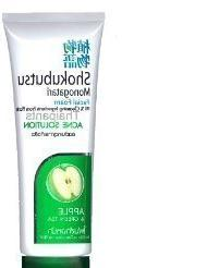 Shokubutsu Mongatari Oil Control Facial Foam - Apple