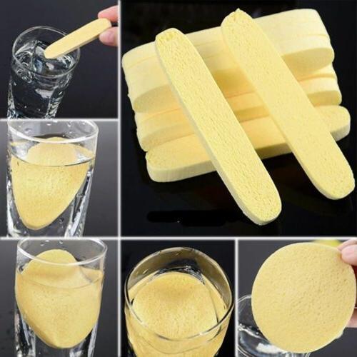 Skin Face Yellow Foam