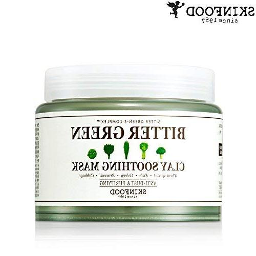 Skinfood Clay Mask, & Cleansing, Clay